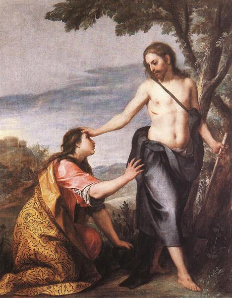 Noli Me Tangere, c.1640 - Alonzo Cano
