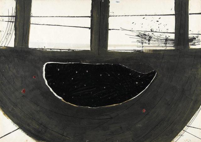 Embarkation, 1988 - Alvaro Lapa