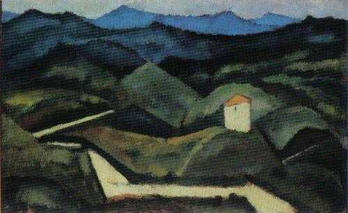 Windmill, 1910 - Amadeo de Souza-Cardoso