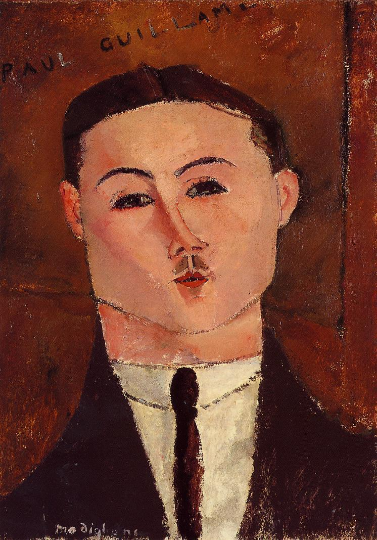 Amedeo Modigliani, Portrait of