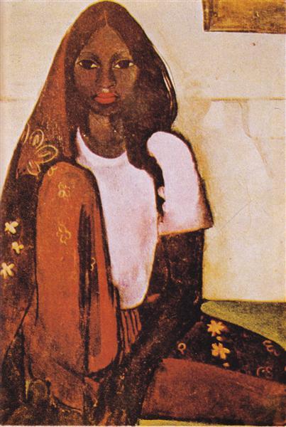 The Child Bride, 1936 - Amrita Sher-Gil