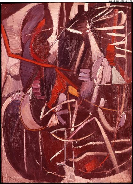 Untitled, 1957 - Andre Lanskoy