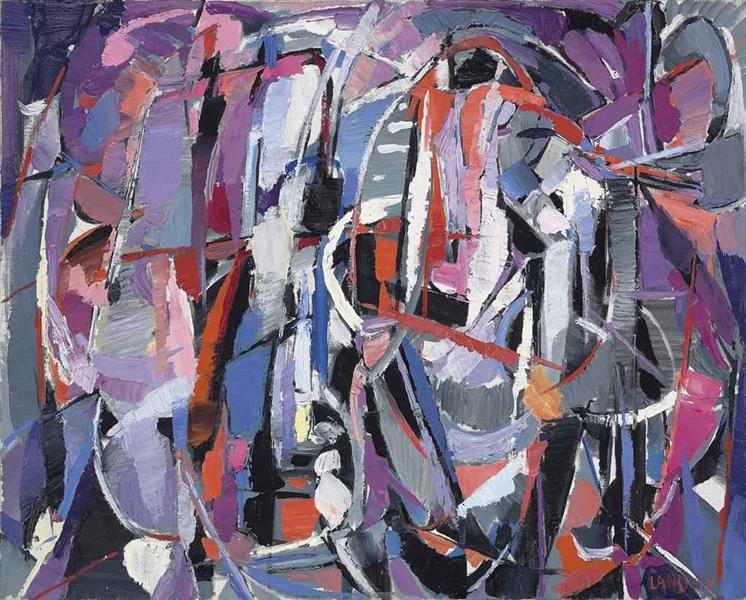 Untitled, 1970 - Андрей Ланской