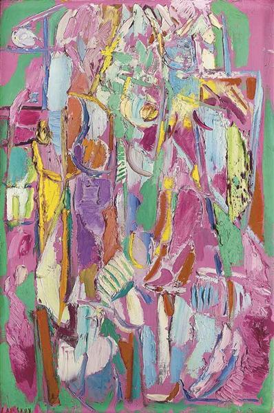 Untitled, 1972 - Андрей Ланской