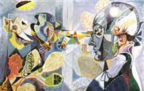 Goethe or the metamorphosis of plants - Andre Masson