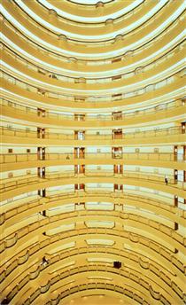 Shanghai - Andreas Gursky
