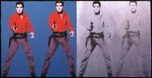 Elvis I & II - Andy Warhol
