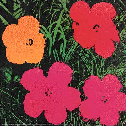 Flowers - Andy Warhol