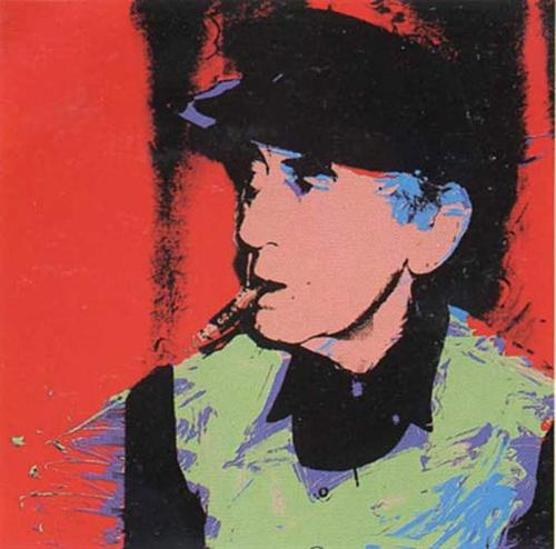 Man Ray - Andy Warhol