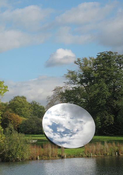 Sky Mirror, 2001 - Anish Kapoor