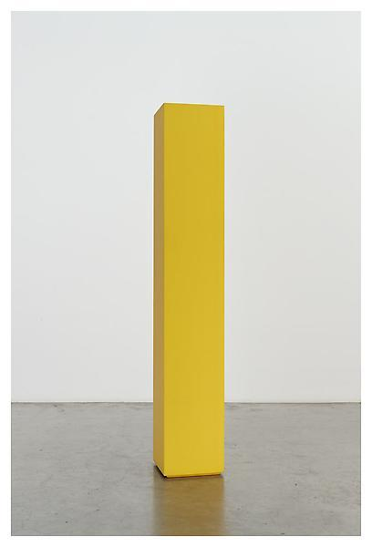 Sun Flower, 1971 - Anne Truitt