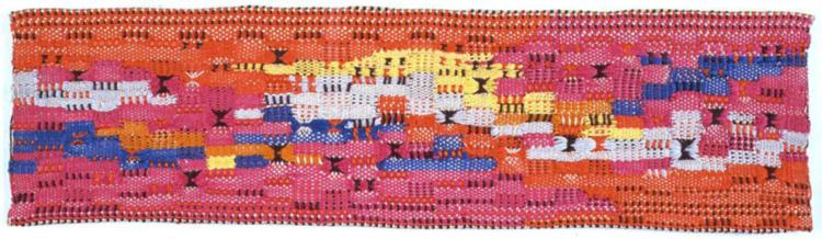 South of the Border, 1958 - Anni Albers