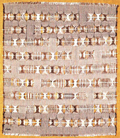 Variation on a Theme, 1958 - Anni Albers