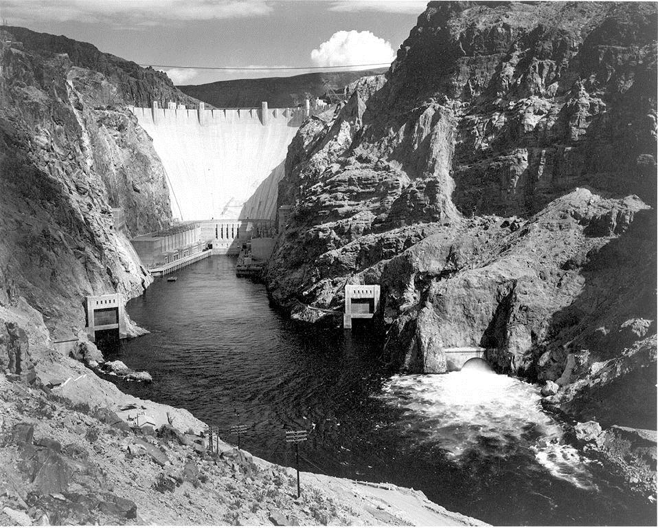 Boulder Dam, 1941