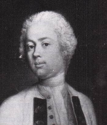Markgraf Friedrich Wilhelm von Brandenburg Schwedt, c.1720 - Antoine Pesne
