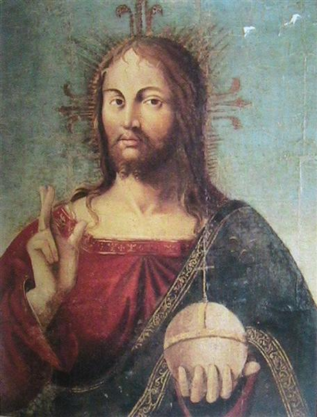 Christ - Antonello da Messina