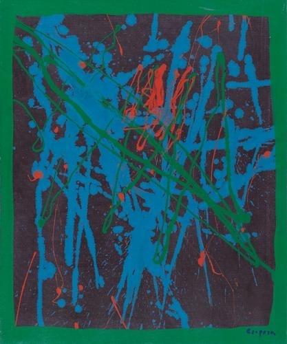 Uno spazio nuovo, 1975 - Antonio Corpora