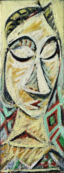 Arshile Gorky - 72 artworks - WikiArt.org