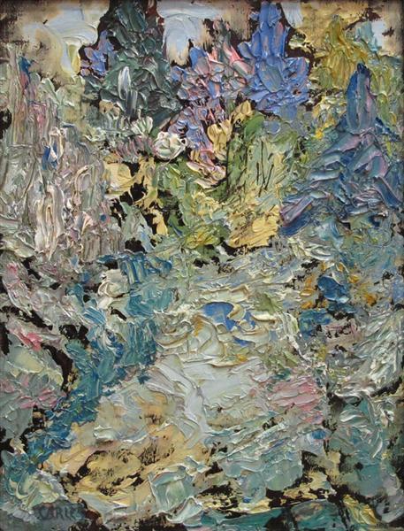 Landscape, 1910 - Артур Бичем Карлес