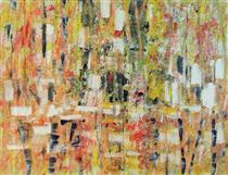 Untitled Landscape, Bellport (No.243) - Arthur Pinajian