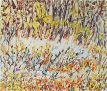 Untitled Landscape, Bellport (No.257) - Arthur Pinajian