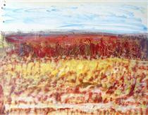 Untitled Landscape, Bellport (No.942) - Arthur Pinajian