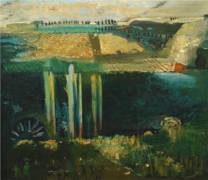 Untitled, 1999 - Artin Demirci