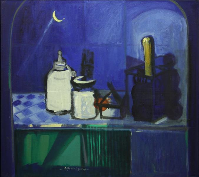 Untitled, 1989 - 2001 - Artin Demirci