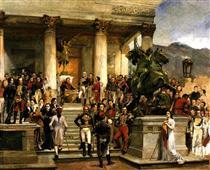 El panteon de los heroes - Arturo Michelena