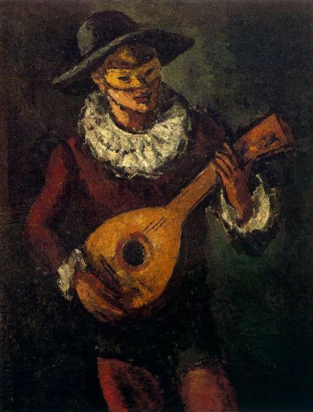 Harlequin, 1932 - Arturo Souto