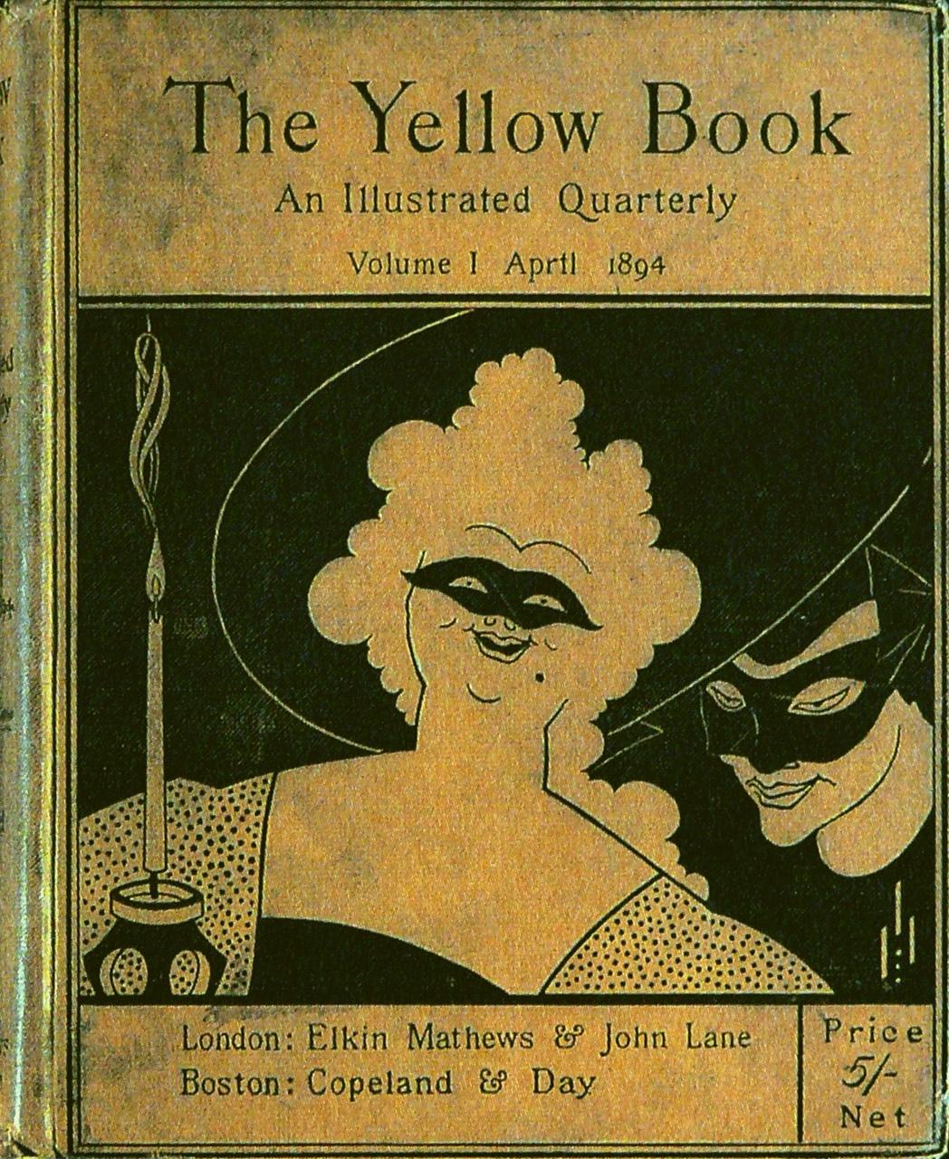 The Yellow BookAubrey Beardsley The Yellow Book