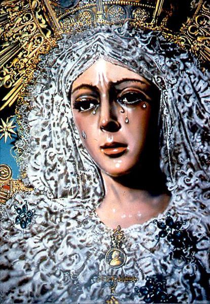 Macarena Esperanza, 1971 - Audrey Flack