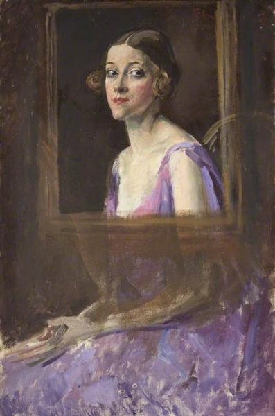 Barbara Allen - Augustus John