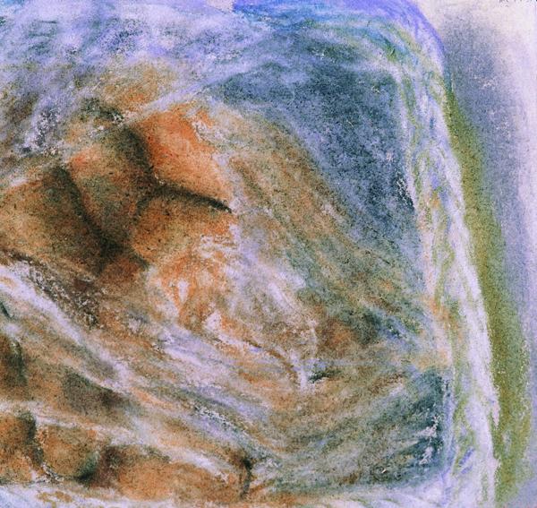 Potatoes, 1989 - Avigdor Arikha