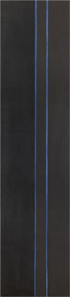 By Twos, 1949 - Barnett Newman