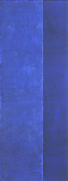 Ulysses, 1952 - Barnett Newman