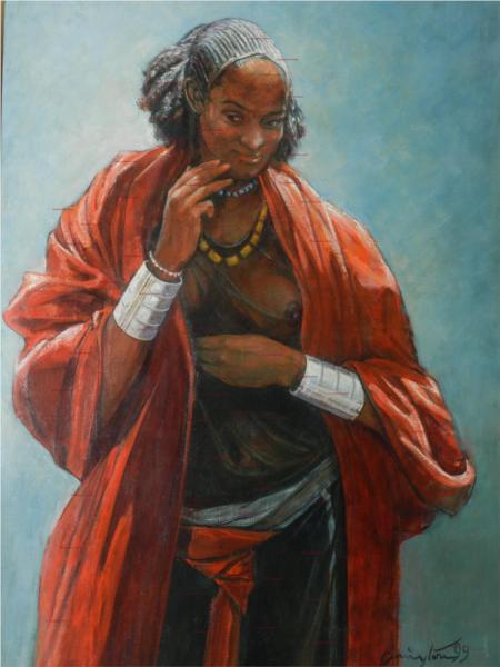 The Ethopian Woman - Barrington Watson
