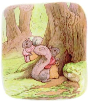 Timmy Tiptoes - Beatrix Potter