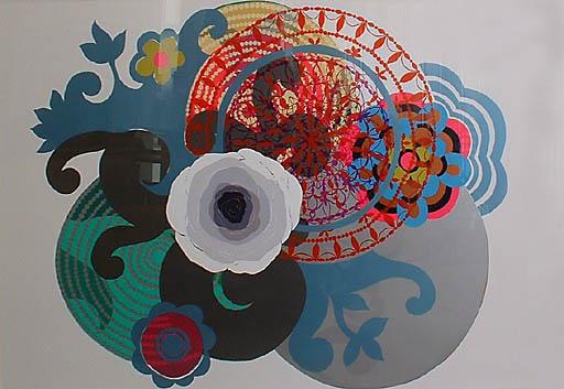 O Pato, 1998 - Beatriz Milhazes