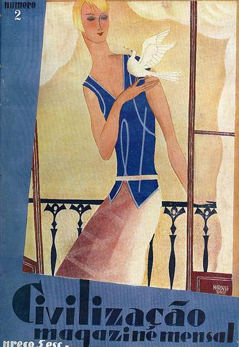 Civilização, No. 2, 1928 - Бернардо Маркес
