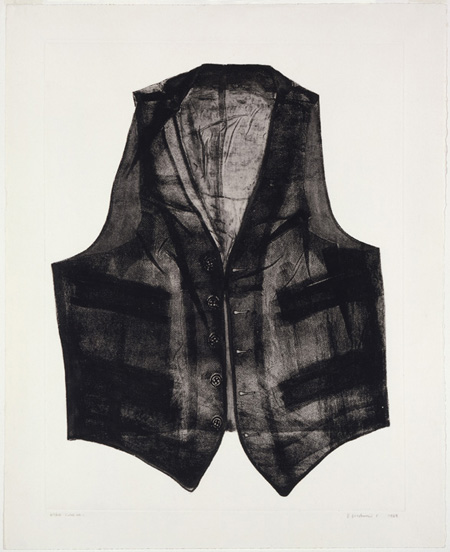 Vest No. 1, 1969 - Betty Goodwin