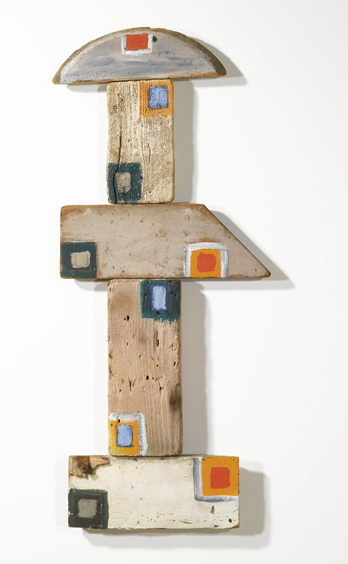 St. Martin's Eye of the Road, 1976 - Betty Parsons