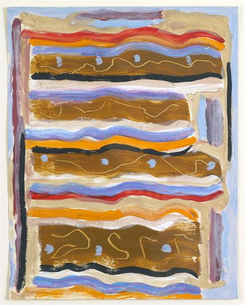 Untitled, 1950 - Betty Parsons
