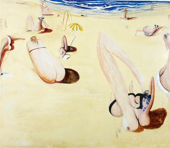 Balmoral, 1978 - Brett Whiteley