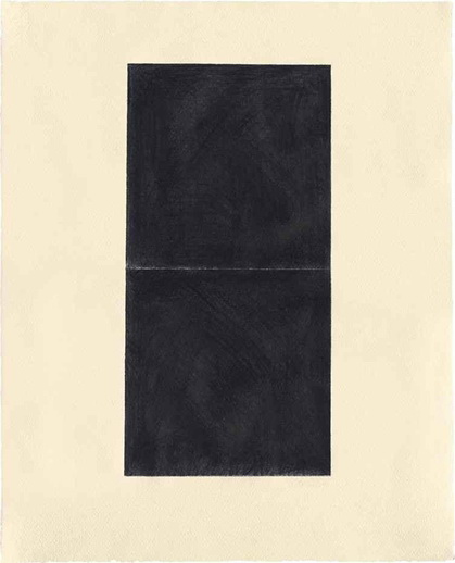 Untitled, 1971 - Brice Marden