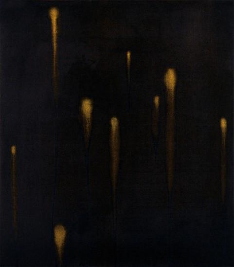 Nine Singular Forms, 1990 - Callum Innes