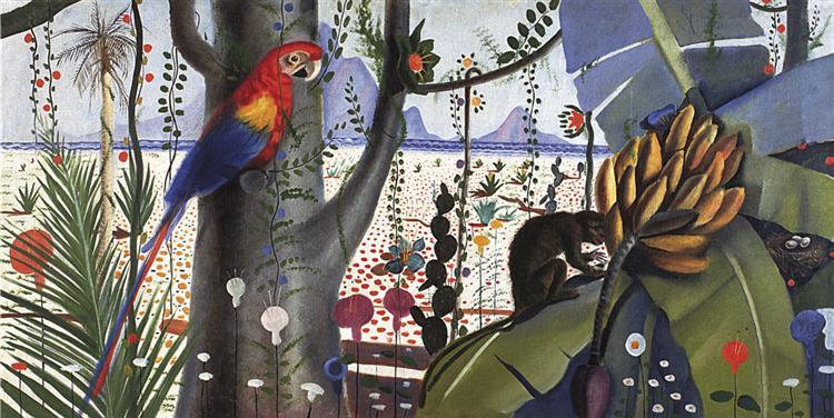 Meio Ambiente, 1934 - Candido Portinari