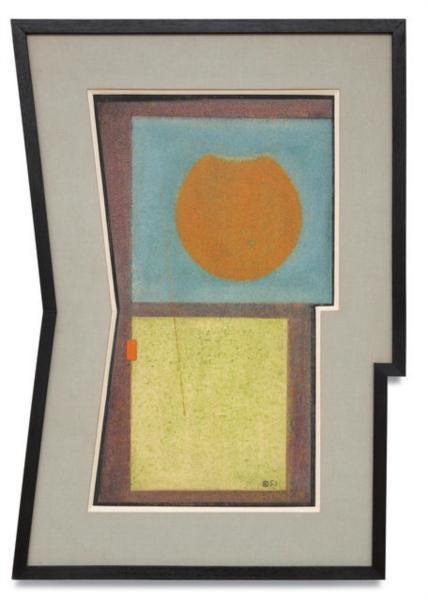 Jar, 1946 - Carmelo Arden Quin