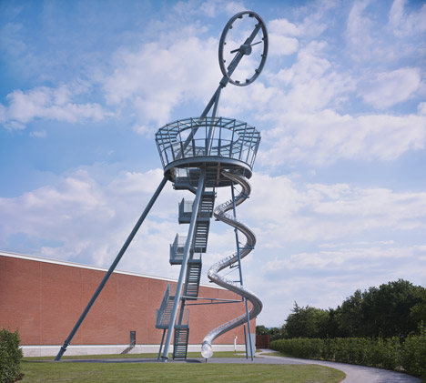 Vitra Slide Tower, 2014 - Carsten Holler