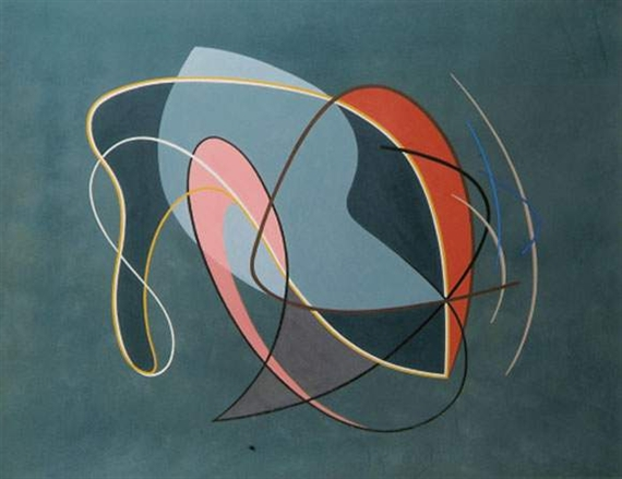 Variations, 1953 - César Domela